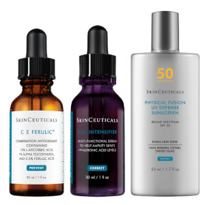 SkinCeuticals Anti-Aging Vitamin C and Mineral Sunscreen Kit