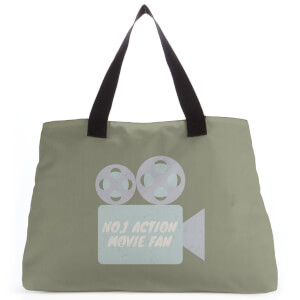No.1 Action Movie Fan Tote Bag