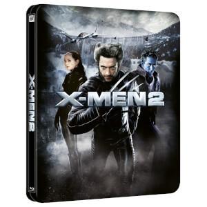 X-Men 2 - Zavvi Exclusive Blu-ray Lenticular Steelbook