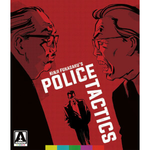 Battles Without Honor And Humanity: Police Tactics (Includes DVD)