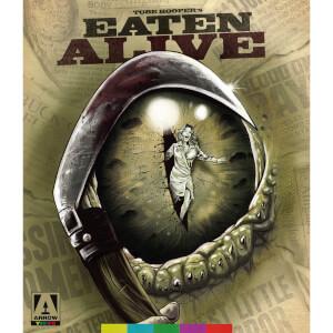 Eaten Alive (Includes DVD)