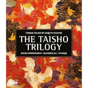 The Taisho Trilogy: Three Films By Seijun Suzuki