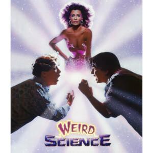 Weird Science - Steelbook
