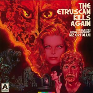 The Etruscan Kills Again Vinyl (Translucent Orange)