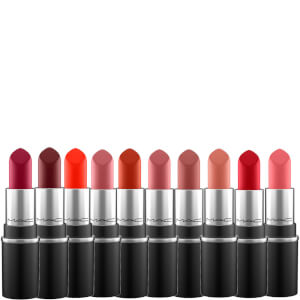 MAC Mini Bestsellers Lipstick Wardrobe Bundle