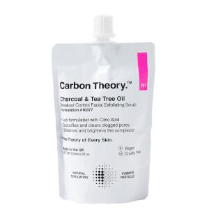 Carbon Theory Facial Exfoliating Scrub 125ml