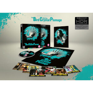 The Bird with the Crystal Plumage - 4K Ultra HD Limited Edition