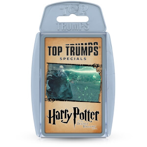 Top Trumps Card Game - Harry Potter and the Deathly Hallows Part 2 2021 Special Edition
