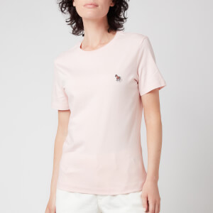 PS Paul Smith Women's Zebra T-Shirt - Pink