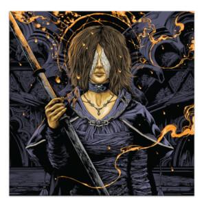 Demon's Souls (Original Soundtrack) 2xLP (Blue & Black Swirl)