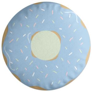 Donut Round Cushion