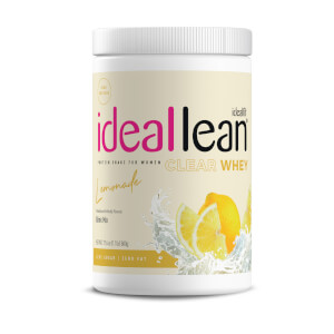 IdealFit - Lemonade Clear Whey - 20 Servings
