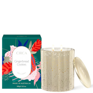 CIRCA Home Christmas Gingerbread Cookies Candle 350g