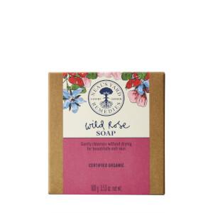 Neal's Yard Remedies Wild Rose Soap 100g