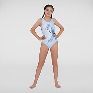 Junior Disney Frozen 2 Elsa Splashback Badeanzug