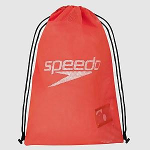 Unisex Equip Mesh Bag Orange