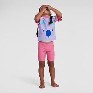 Infant Girl's Koko Koala Sun Protection Top & Short Pink