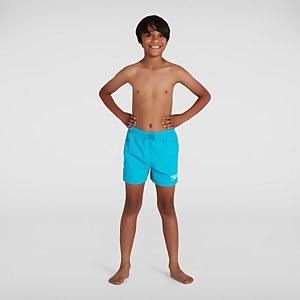 """Jungen Essential 13"""" Badeshorts in Blau"""