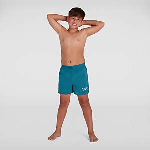 "Boy's Essential 13"" Watershort Green"