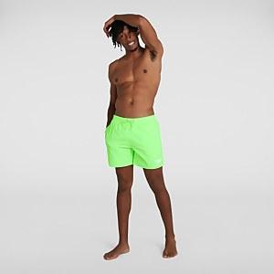 """Men's Essentials 16"""" Watershort Green"""