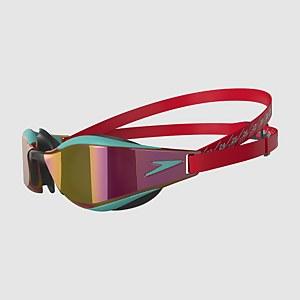 Adult Fastskin Hyper Elite Mirror Goggles Red