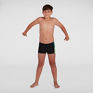 Boy's Dive Aquashort Black