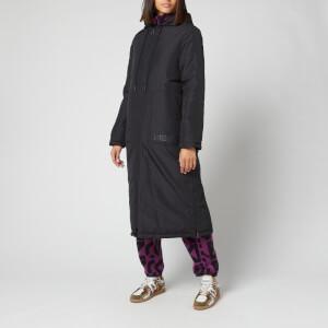 KENZO Women's Elongated Puffer Reversible - Black