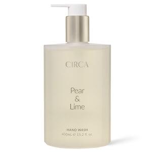 CIRCA Pear & Lime Hand Wash 450ml