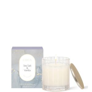 CIRCA Sea Salt & Vanilla Scented Soy Candle 60g