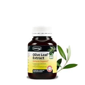 Immune Support Olive Leaf Extract Capsules - 60 caps