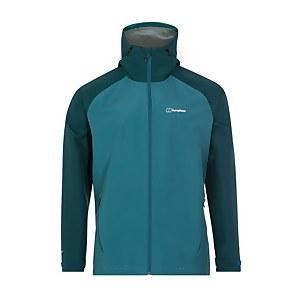 Men's Paclite 2.0 Waterproof Jacket - Turquoise