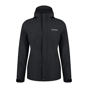 Women's Elara 3-in-1 Waterproof Jacket - Black