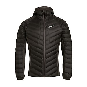 Men's Tephra Stretch Reflect Down Insulated Jacket - Black