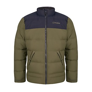 Men's Mavora Jacket - Green / Blue