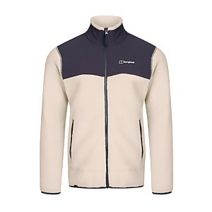 Men's Syker Fleece Jacket - Oatmeal
