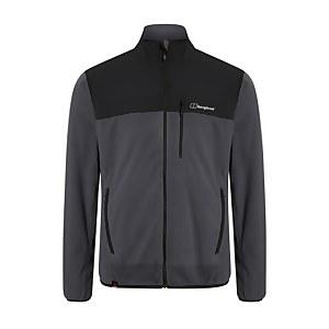 Men's Kyberg Polartec Fleece Jacket - Grey