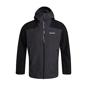 Men's Paclite Peak Waterproof Jacket - Grey