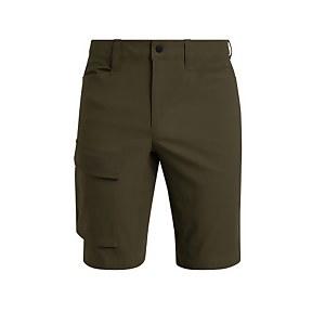 Men's Kalden Cargo Shorts - Dark Green