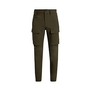 Men's Kalden Cargo Trousers - Dark Green