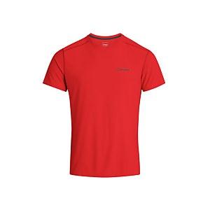 Men's 24/7 Tech Short Sleeve Baselayer - Red