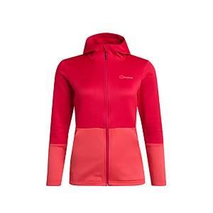 Women's Motionik Fleece Jacket - Red