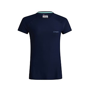 Women's 24/7 Short Sleeve Tech Baselayer - Blue