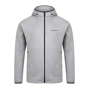 Men's Callabee Hooded Fleece Jacket - Grey