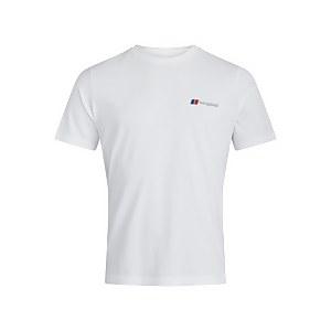 Men's Organic Classic Logo T-Shirt - White