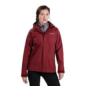 Women's Elara Waterproof Jacket - Red