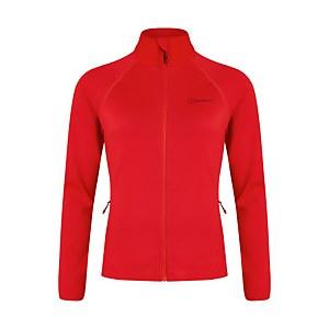 Women's Kaylum Fleece Jacket - Red