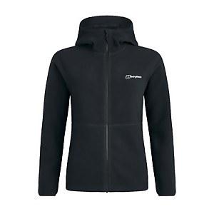 Women's Angram Fleece Jacket - Black