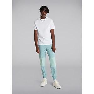 Men's Detentes Woven Pant - Blue / Turquoise