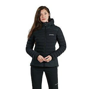 Women's Affine Insulated Jacket - Black