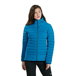 Women's Affine Insulated Jacket - Blue